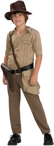 Indiana Jones Teen Costume