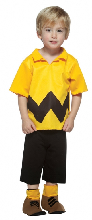 Peanuts Charlie Brown Toddler Costume