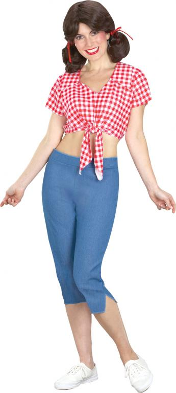 Mary Ann Adult Costume