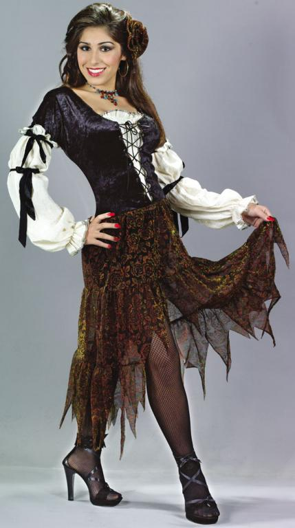 Gypsy Rose Adult Costume