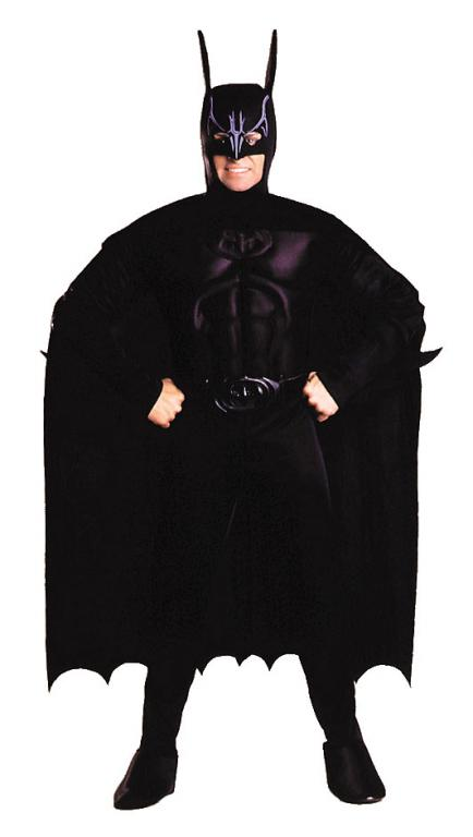 Muscled Batman Costume