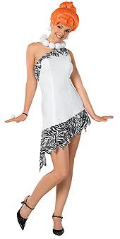 Wilma Flintstone Costume