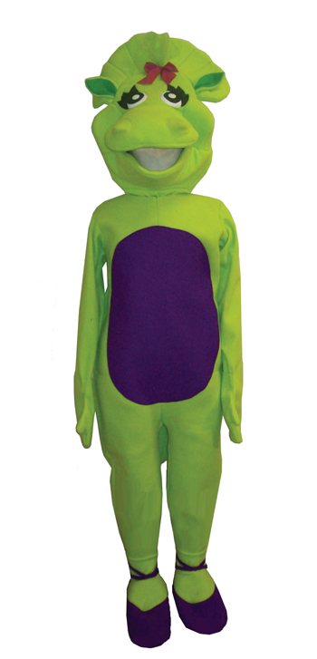 Baby Bop Adult Costume