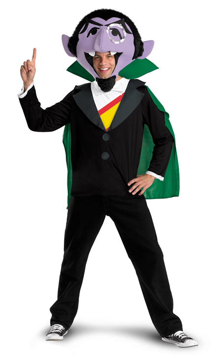 The Count Costume