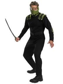 Spiderman Green Goblin Costume