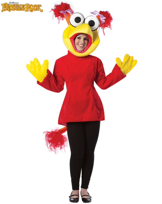 Red Fraggle Costume