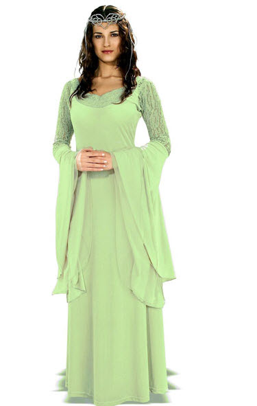 Queen Arwen Costume