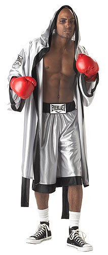 Adult Everlast Boxer Costume
