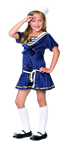 Child Sailor Costume