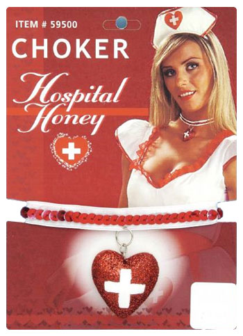 Nurse Necklace - Click Image to Close