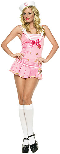 Pink Sailor Costume