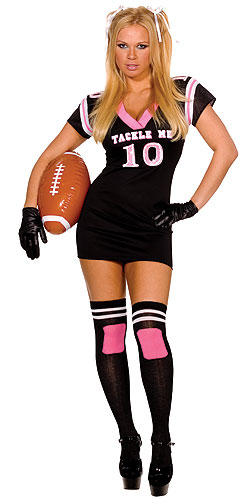 Sexy Football Player Costume
