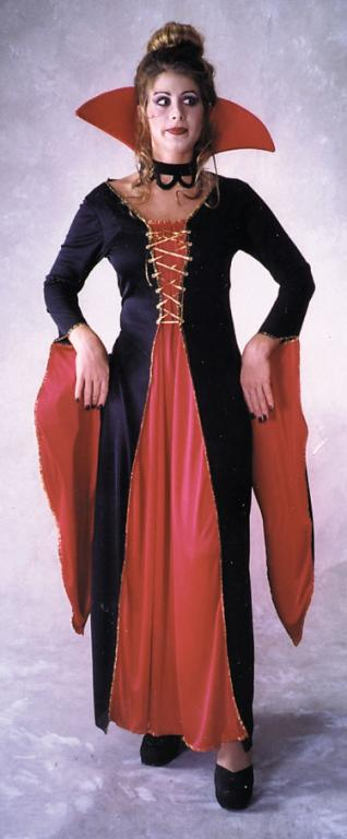 Victorian Vampiress Adult Costume
