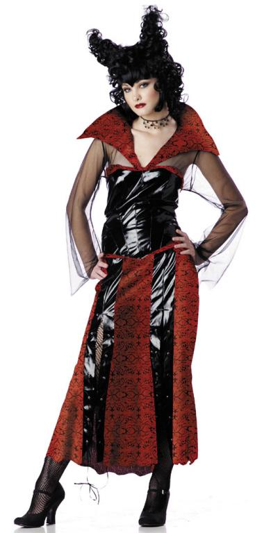 Coventina The Club Vamp Adult Costume