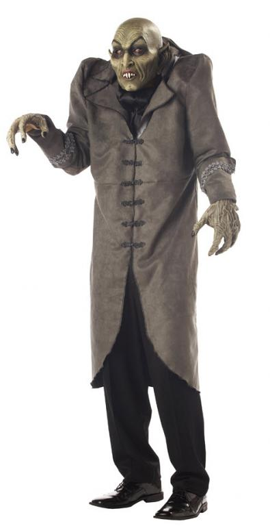 Crypt Coat Nosferatu Adult Costume