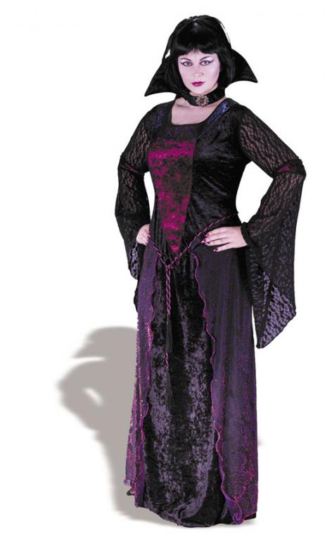 Vamptessa Plus Size Adult Costume