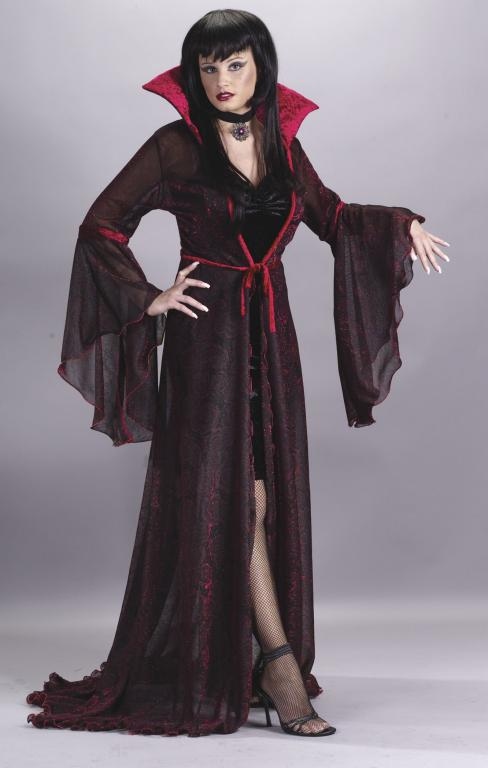 Gothic Rose Adult Costume