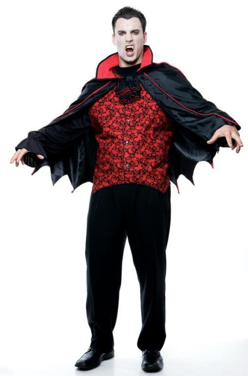 Count Adult Costume Medium