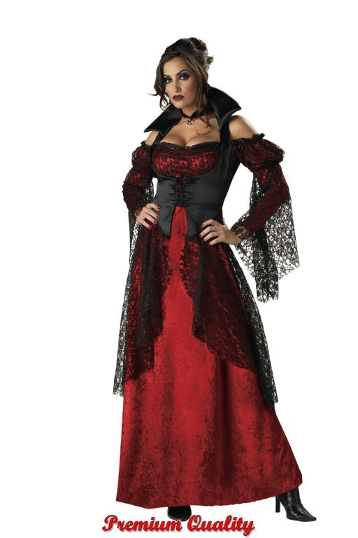 Vampiress Adult Costume