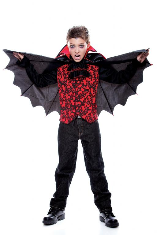 Count Child Costume Small