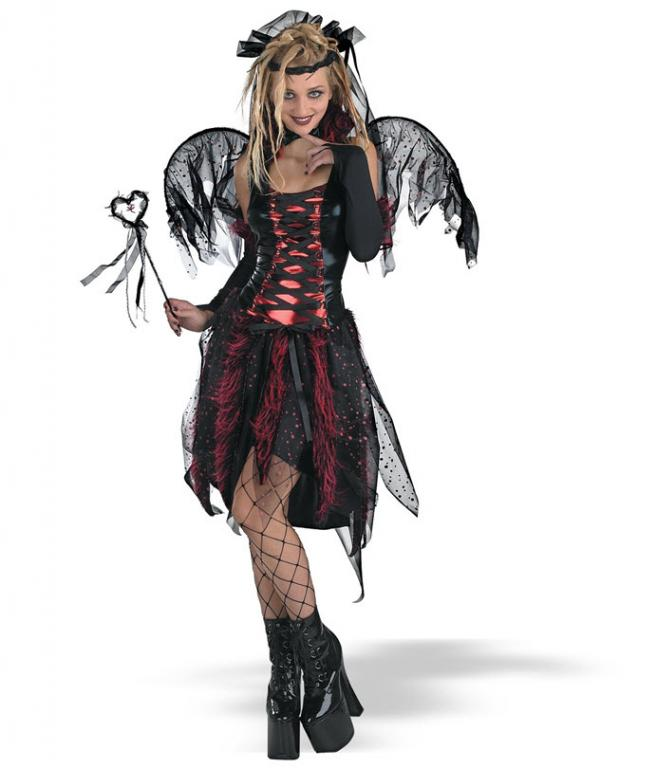 Vamp Fairy Costume