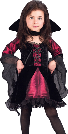 Sweetie Vamp: Toddler Costume