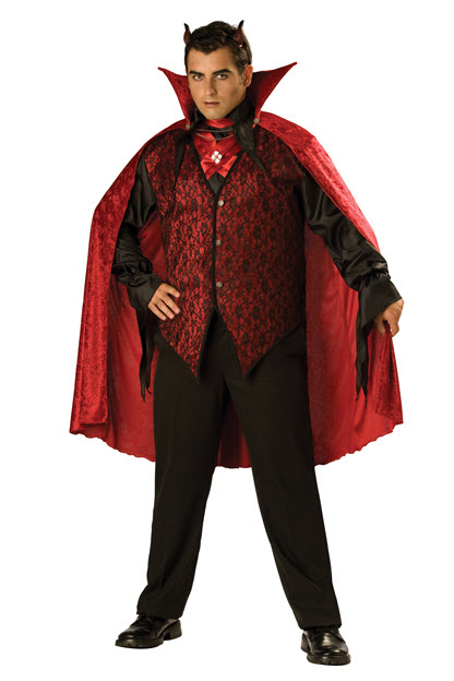 Sinister Devil Plus Size Costume