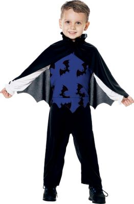 Vampire Child Costume Small