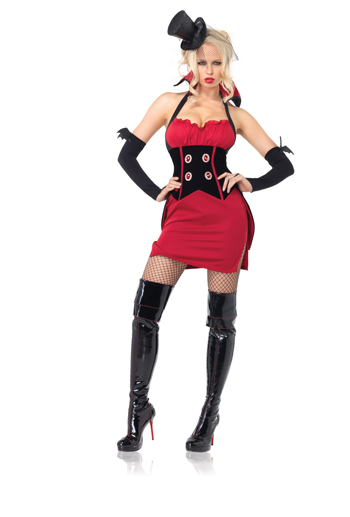 Coffin Queen Adult Costume