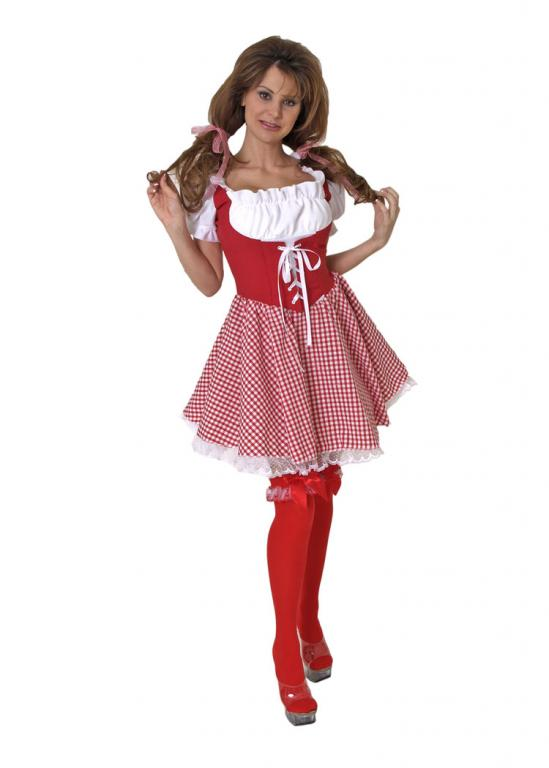 Ho Down Honey Adult Costume