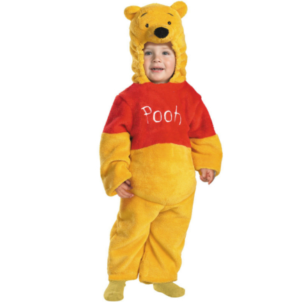 Winnie the Pooh Infant/Toddler Costume