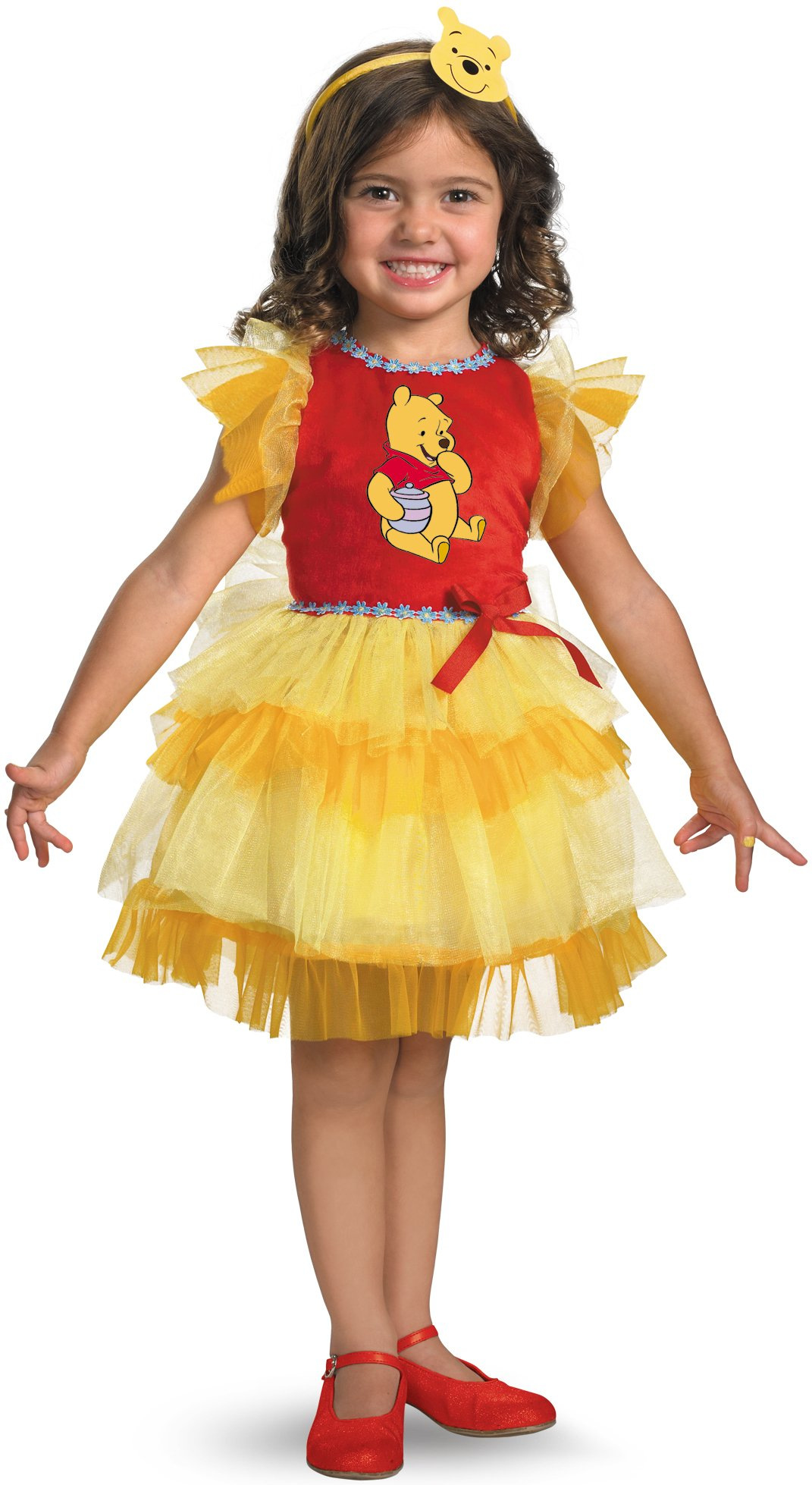 Winnie the Pooh - Frilly Winnie the Pooh Infant Costume