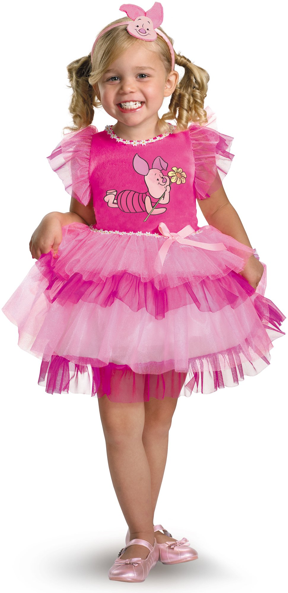 Winnie the Pooh - Frilly Piglet Toddler / Child Costume