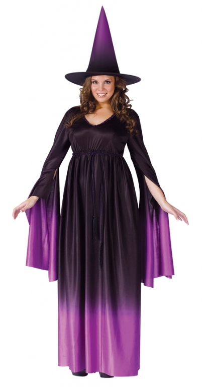 Magical Witch Plus Size Adult Costume