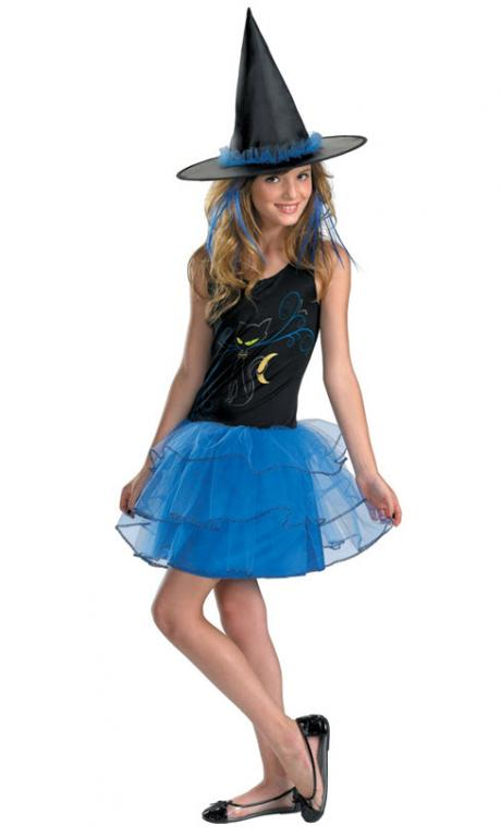 Midnight Witch Costume