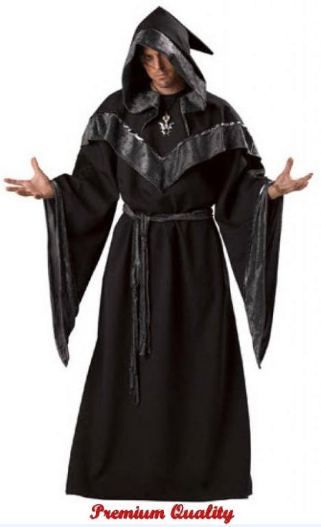Dark Sorcerer Premier Adult Costume