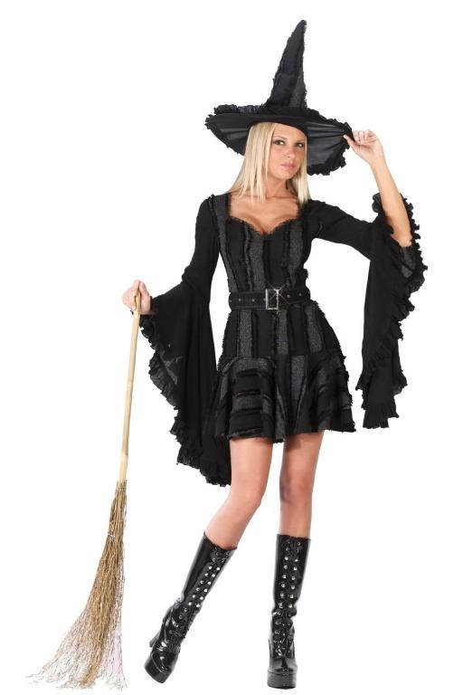 Stitch Witch Adult Costume