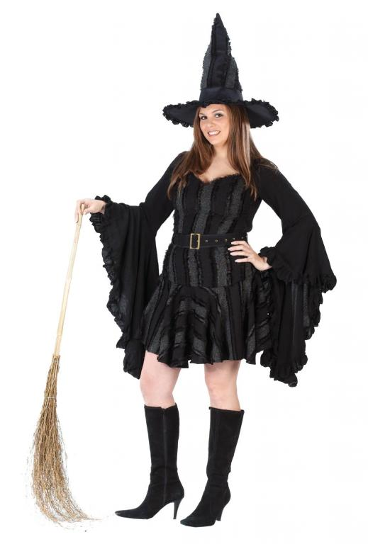 Stitch Witch Plus Size Adult Costume