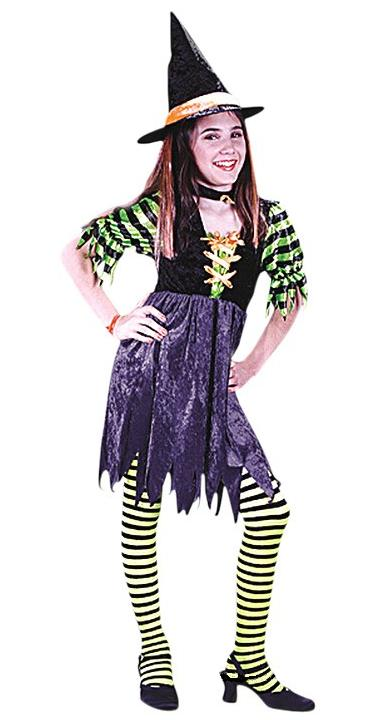 Fairy Tale Witch Child Costume