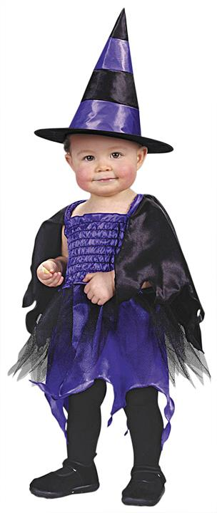 Cute Little Witch Infant Costume