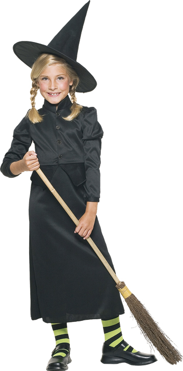 Witchy Witch Child Costume Small
