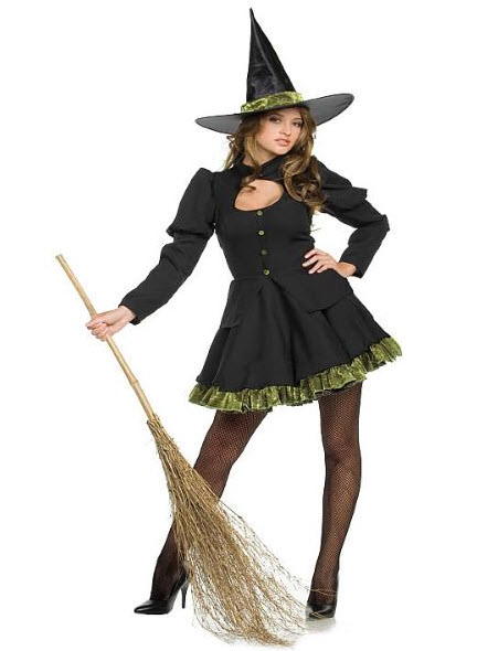 Totally Wicked Witch Adult Costume