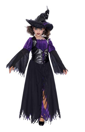 Spellcaster Child Costume