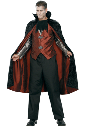 Dark Dracula Adult Costume