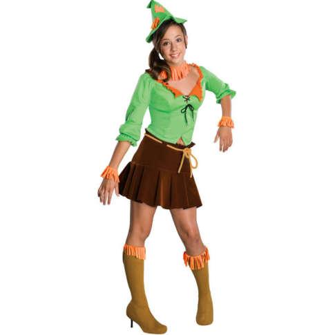 Wizard of Oz Scarecrow Tween Costume