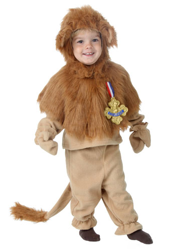 Infant Storybook Lion Costume