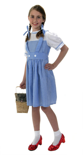 Kids Dorothy Costume Dress