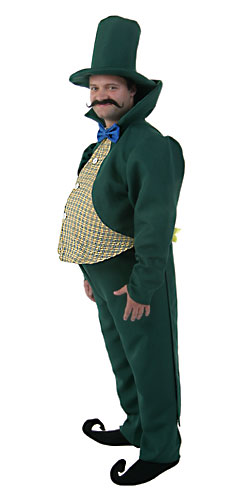 Plus Size Munchkin Mayor Costume