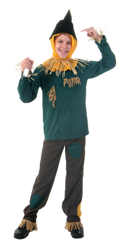 Tween/Teen Scarecrow Costume