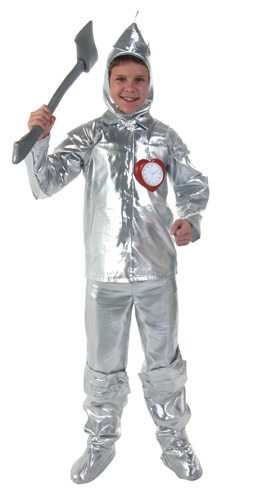 Tween/Teen Tin Man Costume